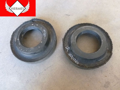 1995 Chevy Camaro - Rear Coil Spring Rubber Mounts (Pair)